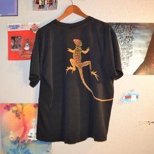 Vintage Marlboro T-shirt lizard